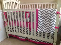 chevron baby bedding grey and white glamorous bedroom design
