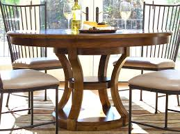 Glass Top Pedestal Dining Room Tables 60 Round Pedestal Dining Table Glass Top Inch 29194 Interior