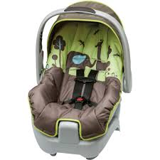 Carseat Canopy For Boy by Evenflo Nurture Car Seat Animal Friends Walmart Com