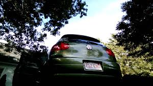 volkswagen gti custom 2006 vw gti custom exhaust youtube