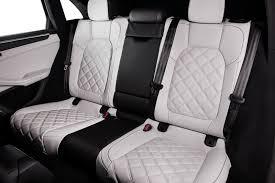 porsche macan white interior techart wants to customize your porsche macan interior