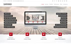 download layout html5 css3 download safandi html5 css3 one page template download bootstrap