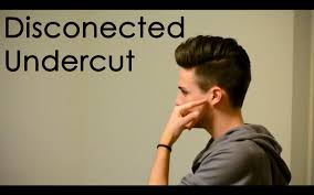 top 5 undercut hairstyles for men disconnected undercut what to tell your barber youtube
