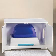 Kitty Litter Bench Merry Products Cat Washroom Bench Hayneedle