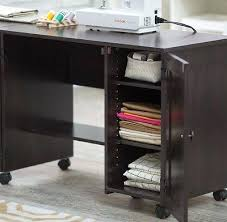 drop leaf craft table sauder sewing machine cabinet pictures gallery of brilliant drop