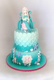 mermaid cakes s birthday mermaid cake cake by fantail cakes