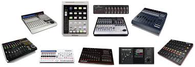 Home Studio Mixing Desk by The Top 10 Best Control Surfaces In The Market The Wire Realm