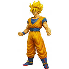 ball gigantic series son goku super saiyan run