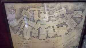 The Hobbit Map Bag End Floor Plan Inspirational Map Of Bag End Now We All Know