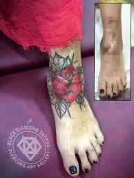black diamond tattoo glyfada cover up black diamond tattoo