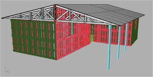 pallet house construction plans house interior