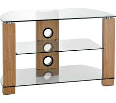 buy ttap vision 600 tv stand light oak free delivery currys