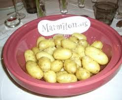 comment cuisiner les pommes de terre grenaille pommes de terre grenaille recette de pommes de terre grenaille