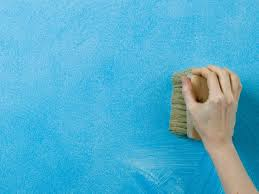 painting a wall how to finish crackle painting a wall paint techniques youtube