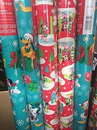 mickey mouse christmas wrapping paper disney mickey mouse clubhouse christmas wrapping paper