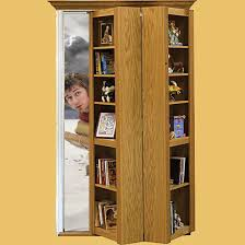 Bookcase Door Hardware Hidden Doors Making A Safe Room Panic Room With Your Bookcase