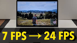 pubg mac pubg 1 0 on mac os optimize setting with fps boost