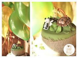 kara u0027s party ideas safari birthday party planning ideas cake idea