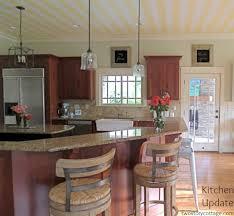 Update Oak Kitchen Cabinets by Updating Oak Kitchen Cabinets Without Painting Kitchen