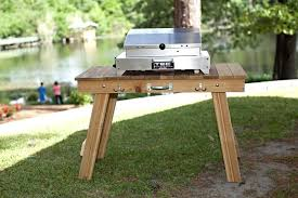 outdoor grill prep table outdoor grill table grilling cart outdoor grill table storage
