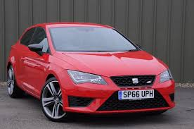 used seat leon cupra for sale motors co uk