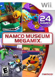namco museum megamix wii standard edition wii computer and