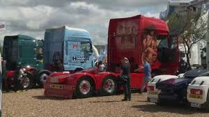 volvo trucks uk daf trucks uk peterborough truckfest event 2015 show
