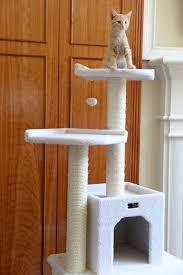 cat furniture armarkat 62 u0027 u0027 classic cat tree walmart com