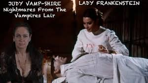 lady frankenstein 1971 nightmares from the vampires lair judy