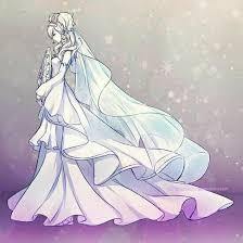 wedding dress anime anime girl in dress anime and brides anime