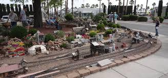 garden railroads the peripatetic traveler