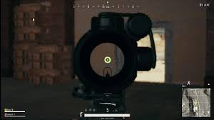 pubg 2x scope sights 2x scope are a lot more blurry than they should be