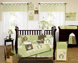 Nursery Bed Set Baby Crib Nursery Bedding Set â Leap Frog From Jojo Design