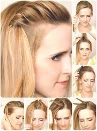 Einfache Hochsteckfrisuren D Ne Haare by Stile Einfache Frisuren Kurze Haare Damen Frisurentrends 2017