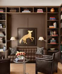 Home Library Design Ideas With Stunning Visual Effect - Design home library