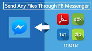 messenger fb apk how can i send files through fb messenger