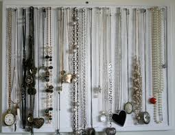 necklace holder diy images Diy necklace organizer overthetaupe tierra este 18833 jpg