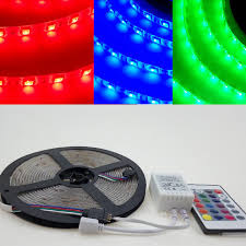 dc led strip lights 24v dc led strip light rgb 5050 300leds ribbon ruban kit waterproof