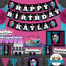 high birthday party ideas high birthday party printable standard package