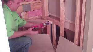 how to correctly build a shower bench by trugarddirect com youtube