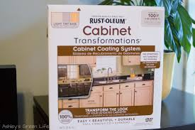 Rustoleum For Kitchen Cabinets by Ashley U0027s Green Life Rustoleum Kitchen Cabinet Update U0026 Touch Up Tips