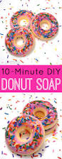 diy donut scented soap diy donuts donut shape and donuts