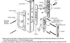 Ipd Door Locks by Patio Door Parts Image Collections Doors Design Ideas