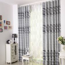 Curtains In A Grey Room Useful Eco Friendly Home Office Curtains