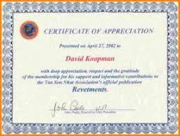 certificate award template powerpoint good resume examples australia