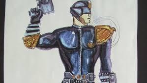 Judge Dredd Halloween Costume Gianni Versace U0027s Rejected Judge Dredd U002795 Costumes
