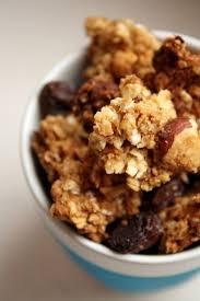 recette cuisine dietetique cuisine recettes diététiques deux versions de granola santé
