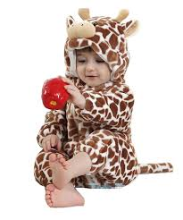 fluffy halloween costumes adorable baby giraffe halloween costumes