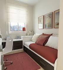Bedroom Arrangement Tips Modern Small Bedroom With Efficient Furniture Including Trundle