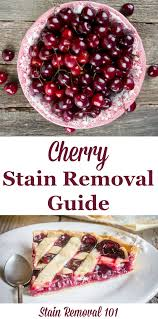 Remove Wax From Fabric Upholstery How To Remove Cherry Stains Including Black Cherry U0026 Juice Juice